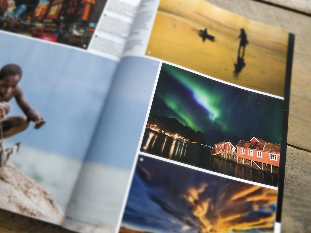 Awesome publication in Dutch photography magazine