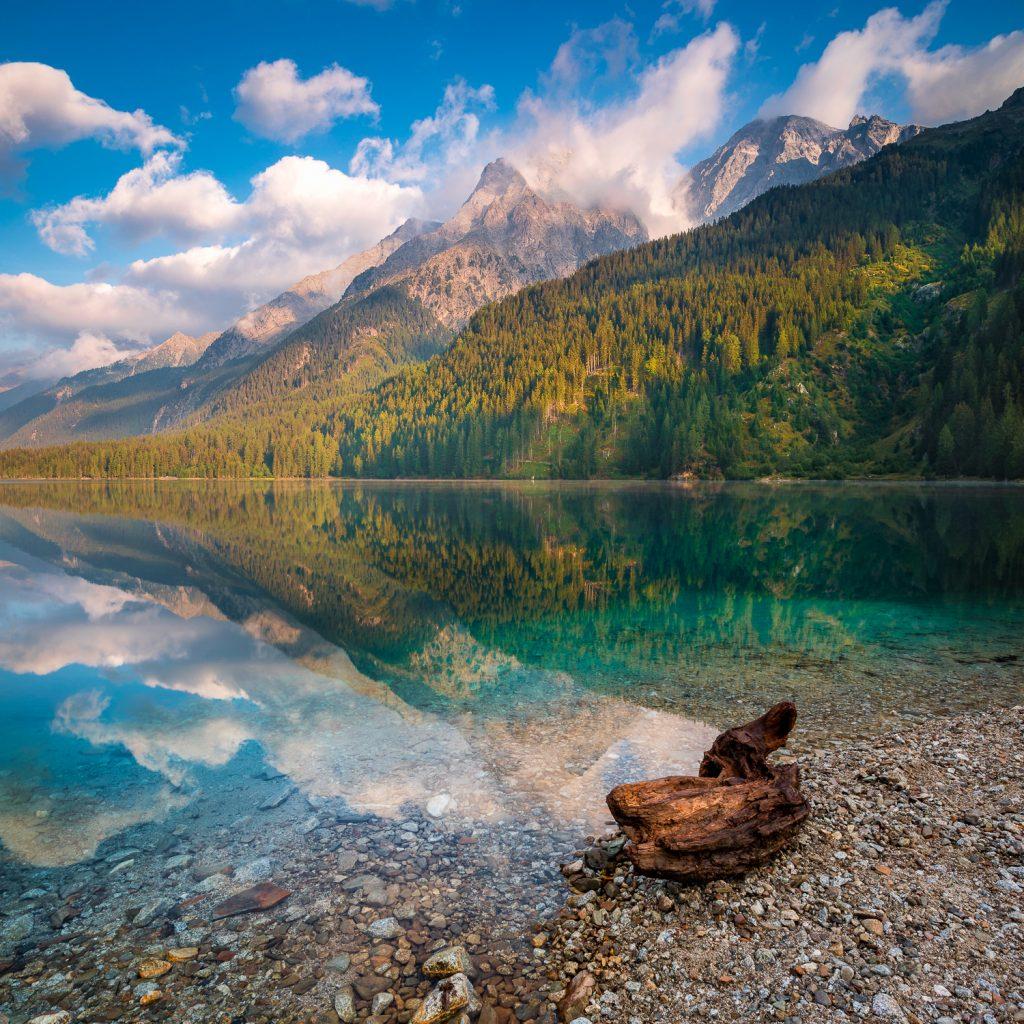 Behind the Photo: Lago di Anterselva (video)