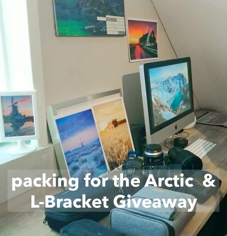 Vlog: Inpakken voor de Arctic & Giveaway