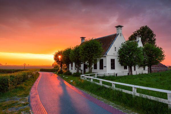 Schitterend Licht   Landschapsfotograaf Harmen Piekema