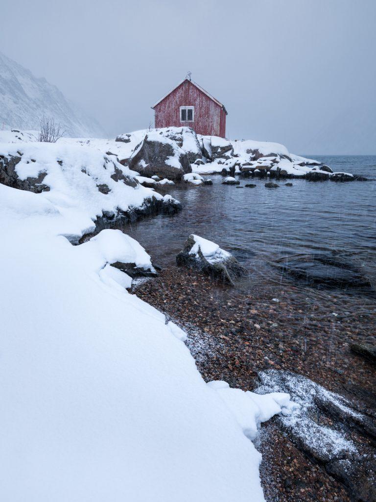 Vlog: IJzige wegen en een sneeuwstorm