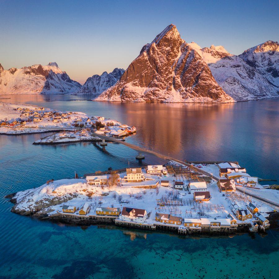Winter op de Lofoten | Landschapsfotograaf Harmen Piekema