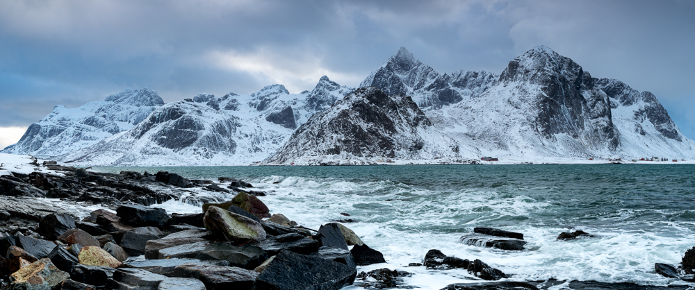 Storm op de Lofoten   Landschapsfotograaf Harmen Piekema