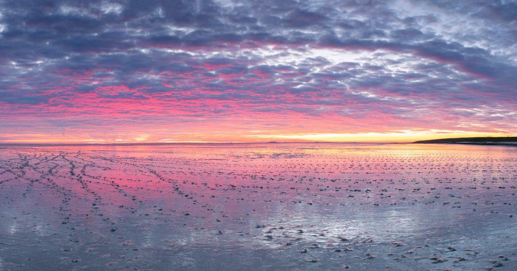 Wadden zeil experience met landschapsfotograaf Harmen Piekema