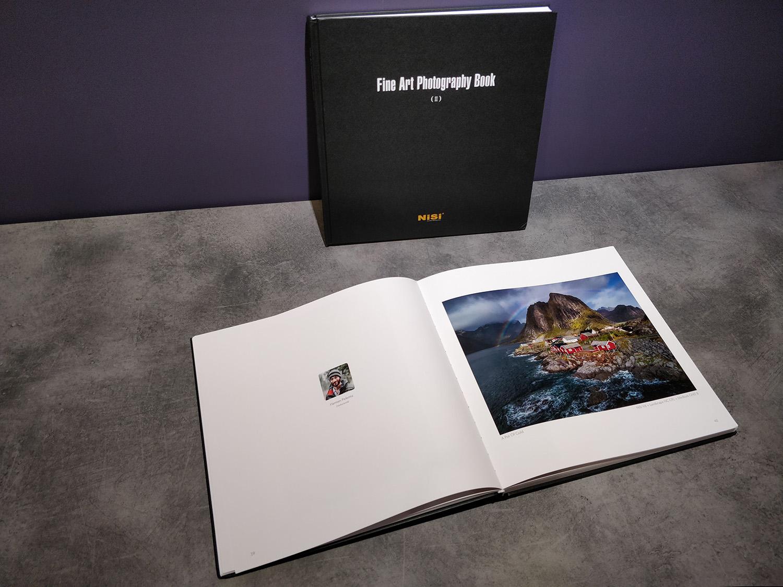 NiSi fine-art boek | Landschapsfotograaf Harmen Piekema