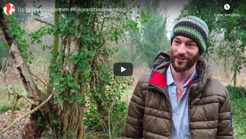 Landschapsfotograaf Harmen Piekema in #kijkjeachterderekening