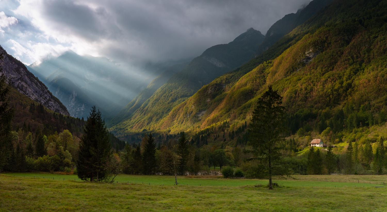 Sunrays   Landschapsfotograaf Harmen Piekema