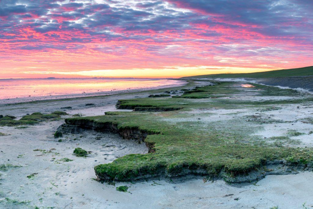Een ochtend aan het Wad met landschapsfotograaf Harmen Piekema