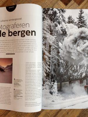 Publicatie: Fotograferen in de Bergen door Harmen Piekema