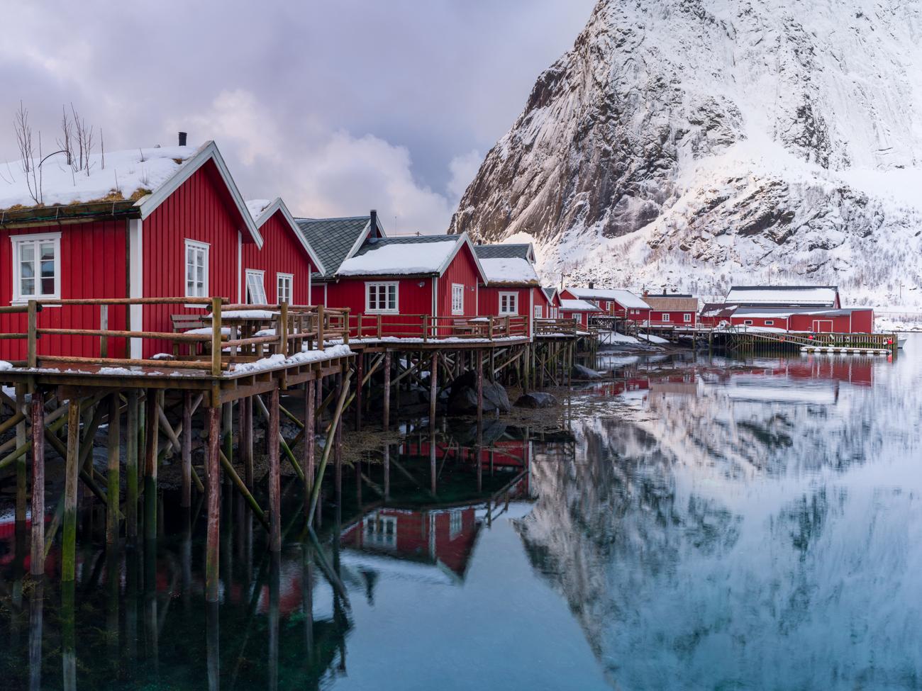 Reine | Landschapsfotograaf Harmen Piekema