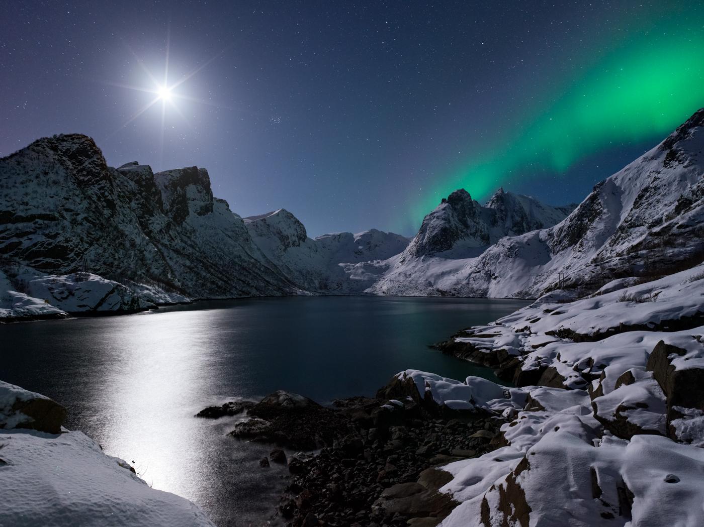 Aurora Borealis | Landschapsfotograaf Harmen Piekema