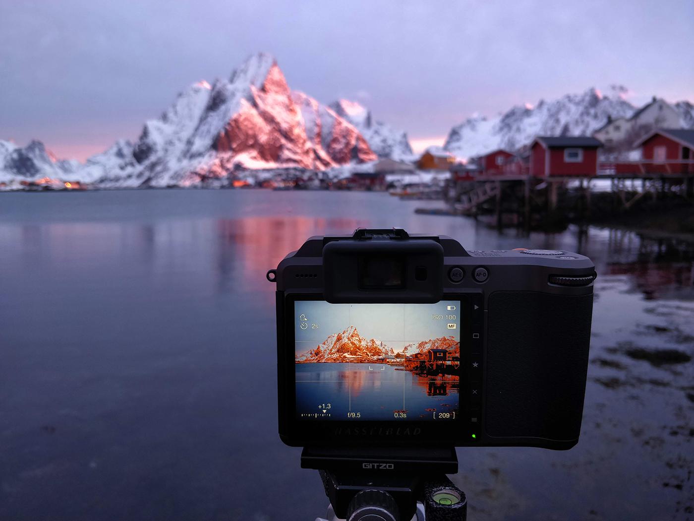Behind the Scenes   Landschapsfotograaf Harmen Piekema