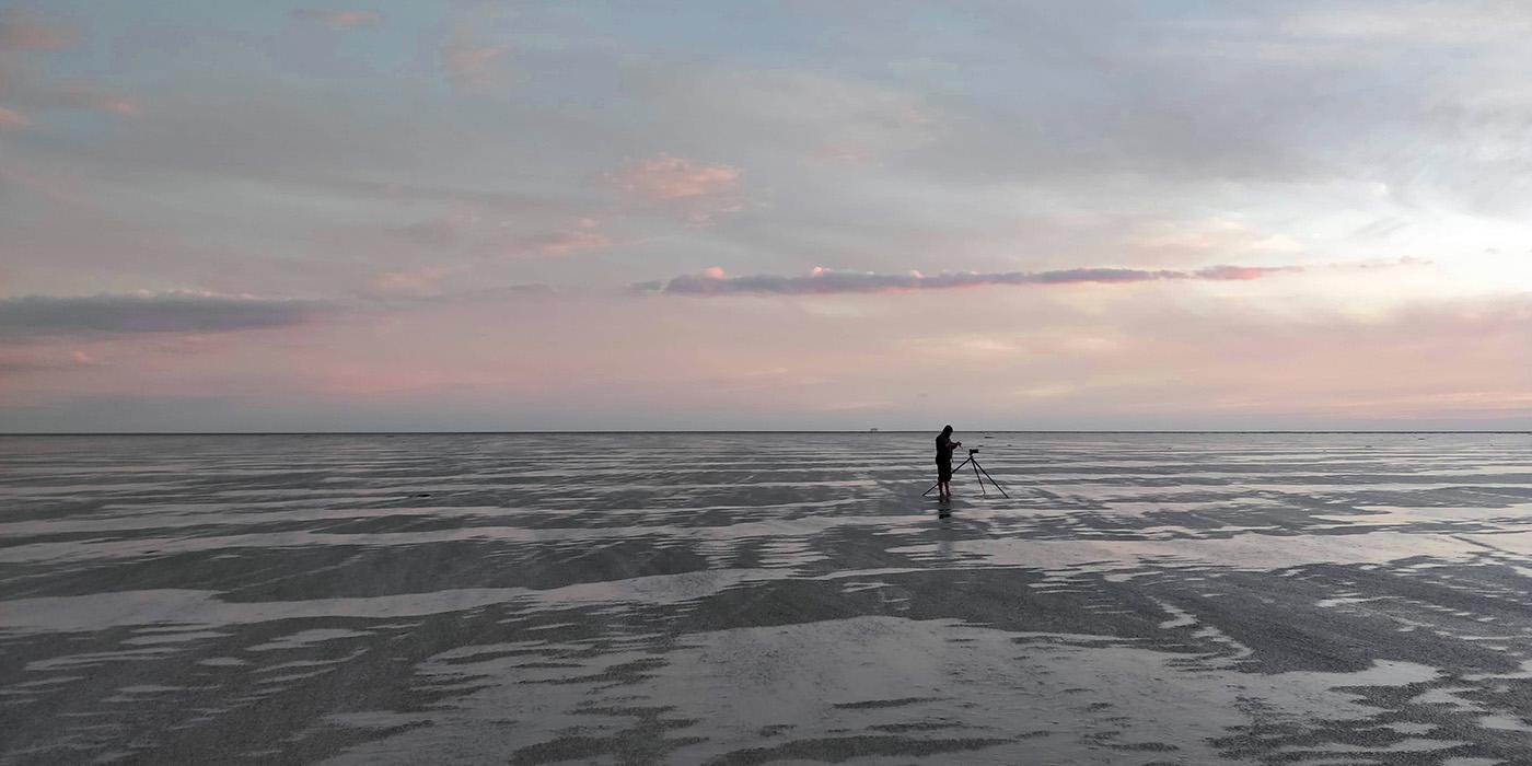 Op de plaat | Landschapsfotograaf Harmen Piekema