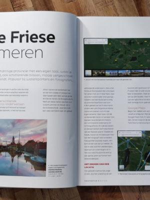 Maar liefst 4 artikelen in Zoom.nl Cursus boek