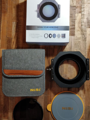 Unboxing Video NiSi S6 landscape kit