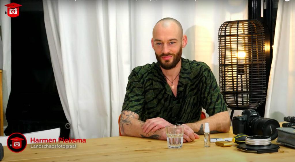 Harmen Piekema in Zoom.nl Livestream (Video)