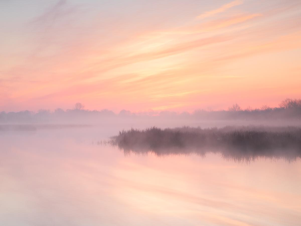 Mistige ochtend | Landschapsfotograaf Harmen Piekema