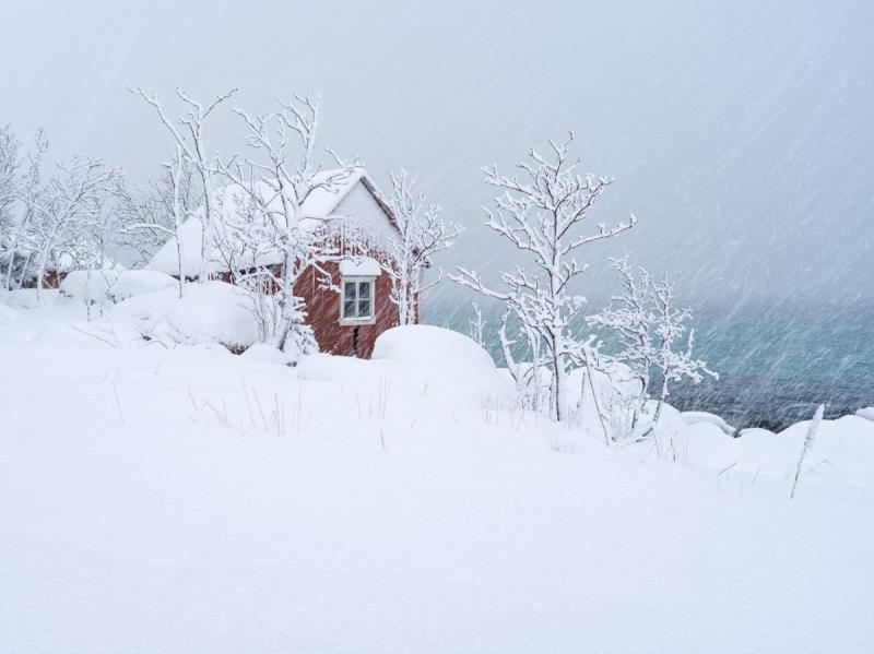 Old Shed door Groninger landschapsfotograaf Harmen Piekema