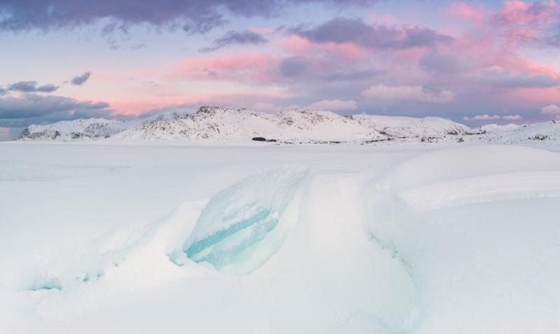 Frozen door Groninger landschapsfotograaf Harmen Piekema