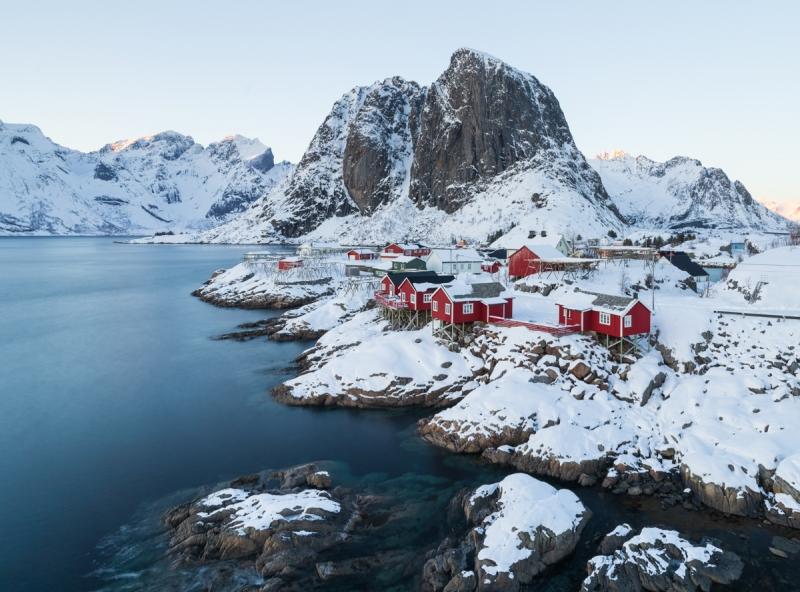 Traditional door Groninger landschapsfotograaf Harmen Piekema