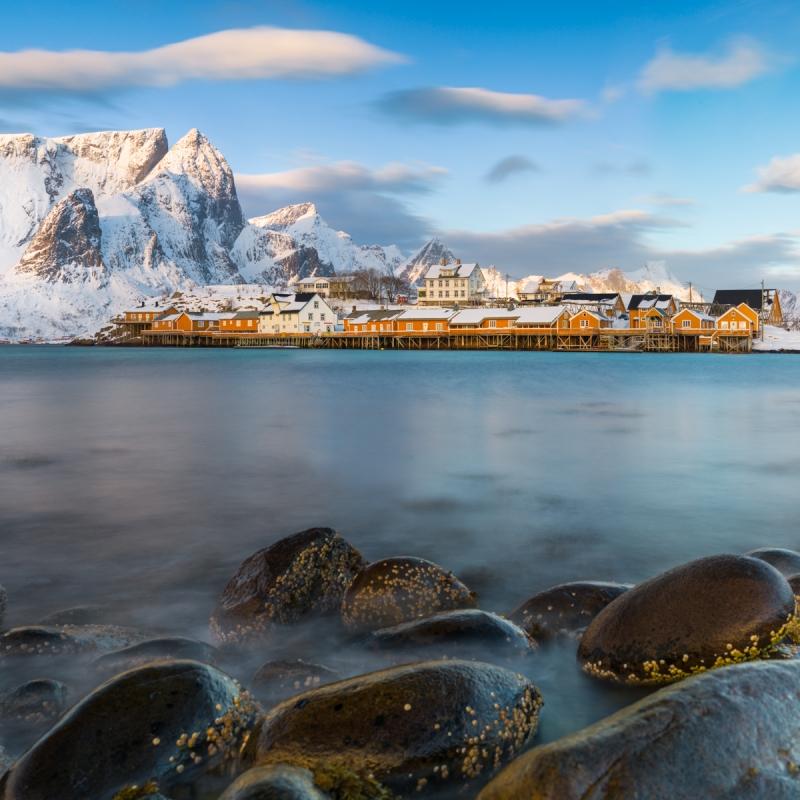 Fisher village door Groninger landschapsfotograaf Harmen Piekema