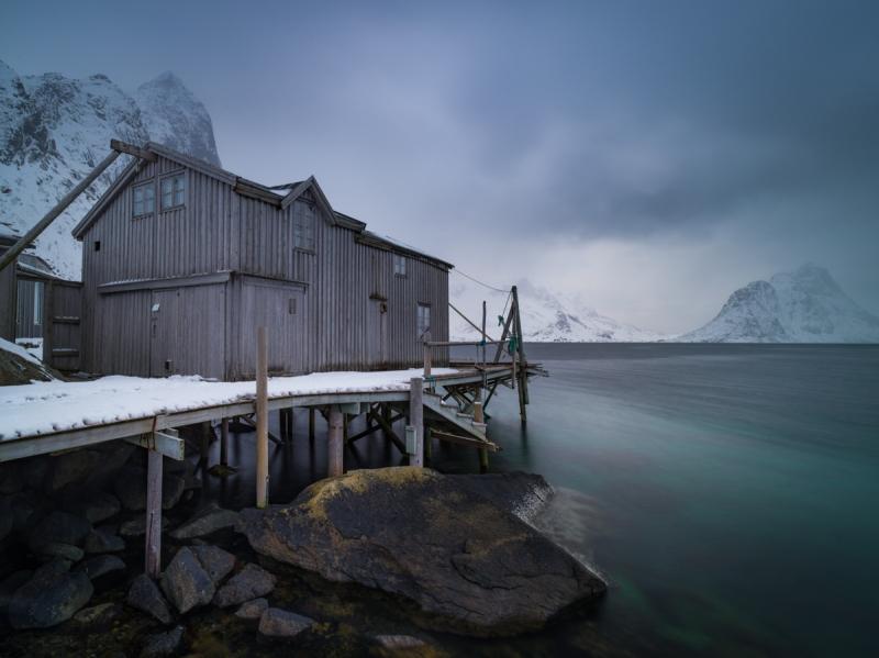 The Shed door Groninger landschapsfotograaf Harmen Piekema