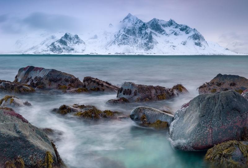 Slowing Down door Groninger landschapsfotograaf Harmen Piekema