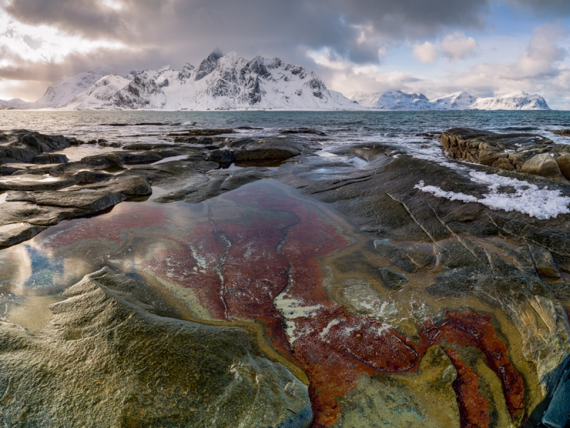 Paterns door Groninger landschapsfotograaf Harmen Piekema