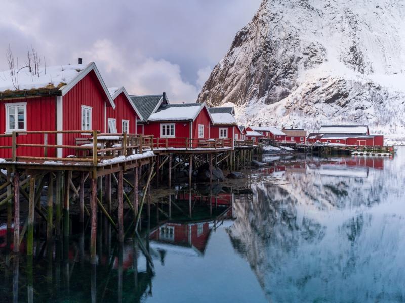 Reflected door Groninger landschapsfotograaf Harmen Piekema