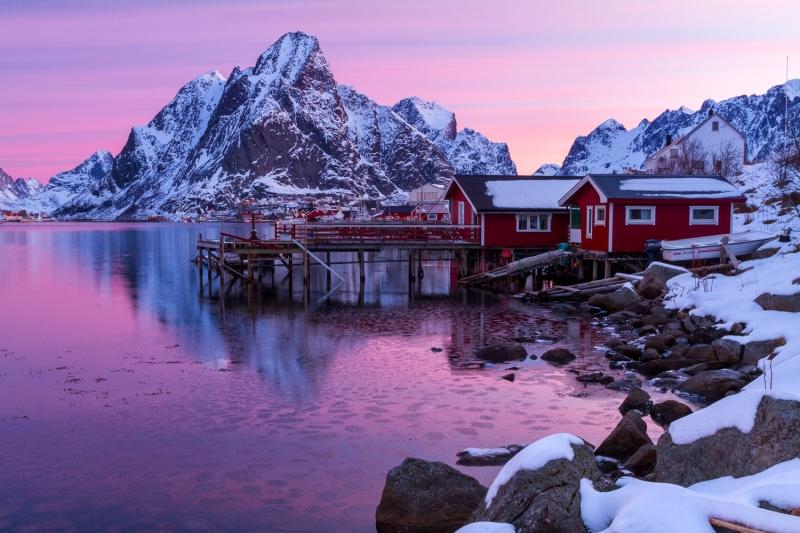Dreamy morning door Groninger landschapsfotograaf Harmen Piekema