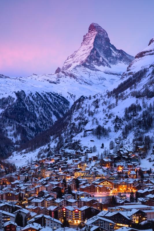 Zwitserland door Landschapsfotograaf Harmen Piekema