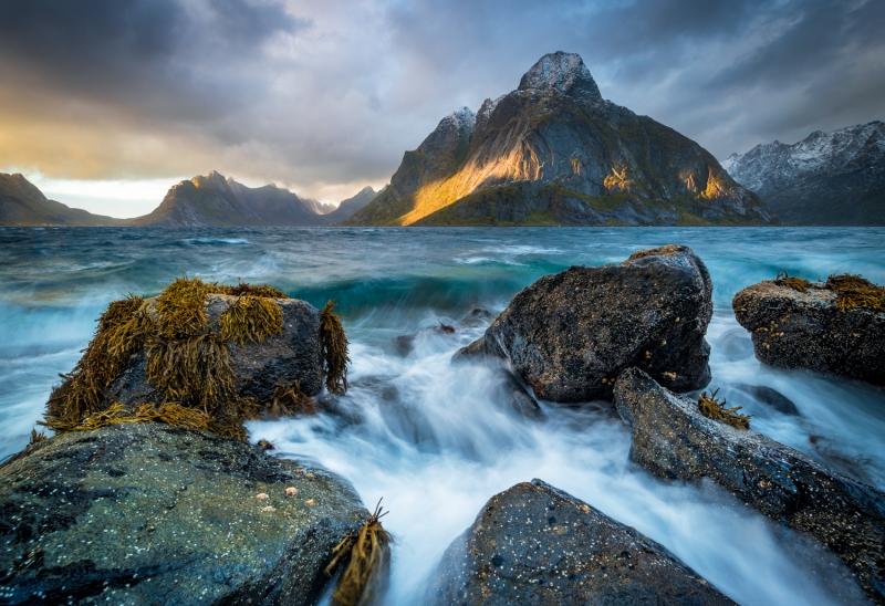 In the Rain door Groninger landschapsfotograaf Harmen Piekema