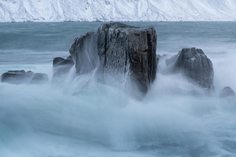 The Wave door Groninger landschapsfotograaf Harmen Piekema