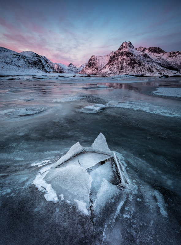 Dragon Egg door Groninger landschapsfotograaf Harmen Piekema